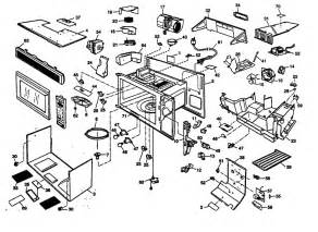 panasonic microwave parts model nns262wf sears partsdirect