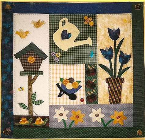 Patchwork Pattern - patchwork quilts free patterns