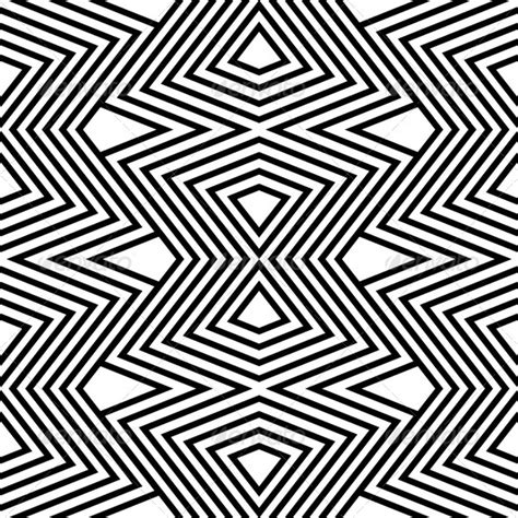 black and white pattern illustrator pattern black and white zigzag graphicriver
