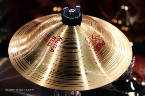 Cymbal Bell Nl drummerszone news warrington demos new paiste