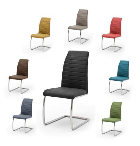 schwinger stuhl 2x freischwinger flores mca set stuhl metall bunt