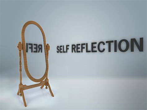 Your Reflection of an educator is it time for you to self reflect