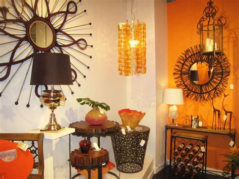 orange home and decor home accessories decoration ideas interior design ideas