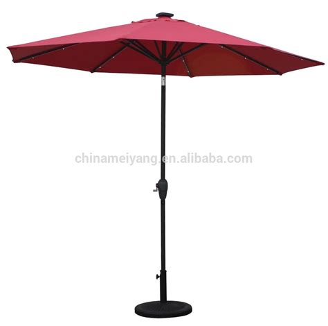 led patio umbrella lights outdoor led umbrella with usb buy patio led umbrellas
