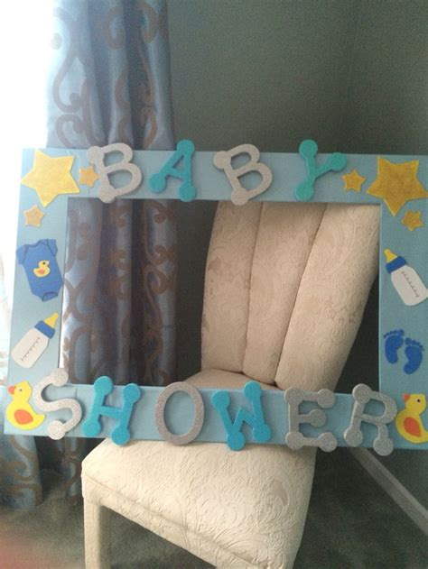 Baby Shower Picture Frame Ideas by Best 25 Baby Shower Frame Ideas On Baby