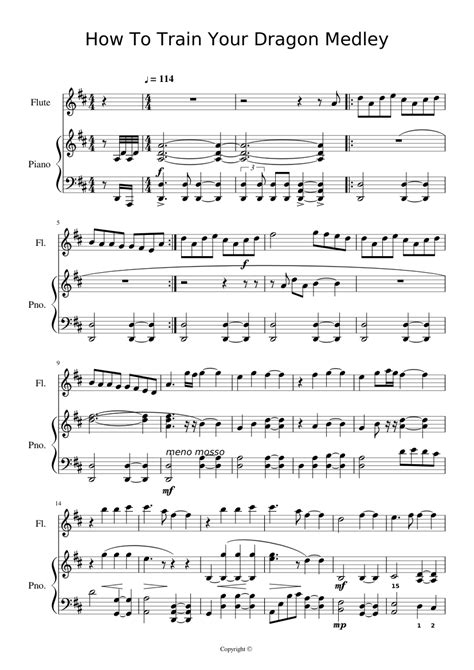 theme music how to train your dragon how to train your dragon sheet music flute google search
