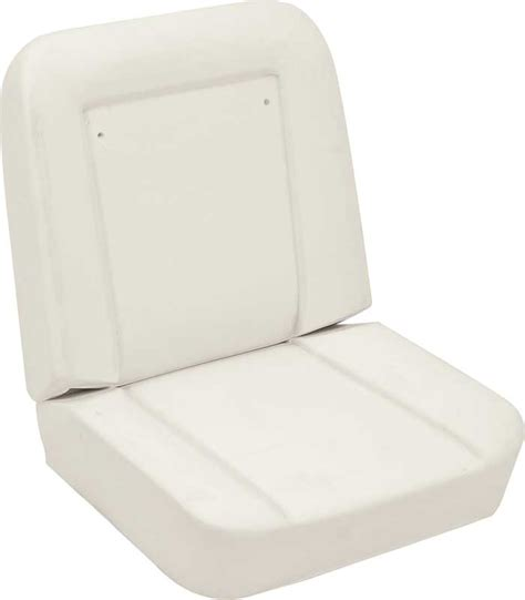 Upholstery Foam Replacement by Auto Seat Molded Foam Replacement 1972 Bronco Seat Foam