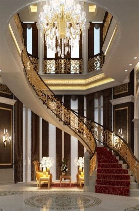 Luxury Home Stairs Design Luxury Foyers Studio Design Gallery Best Design