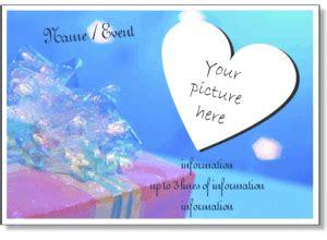 printable birthday party invitation templates  add  photo    photo invitation