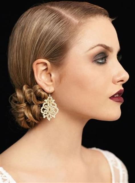 9 best images about low knot wedding hairstyle with a modern touch on traditional