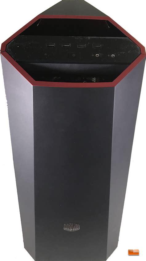 cooler master case fan cooler master mastercase maker 5t case review legit