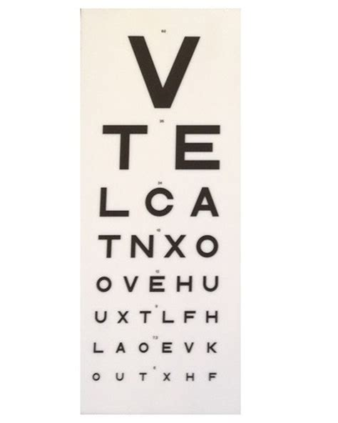 printable farsighted eye chart 3m dvla snellen vision chart with 7 5 line p a medical ltd