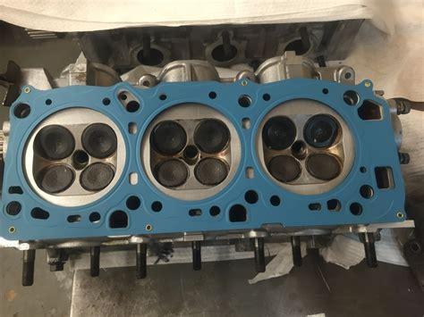 mitsubishi head cylinder head gasket on mitsubishi montero sport engine