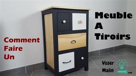 comment fabriquer un meuble 224 tiroirs ep32