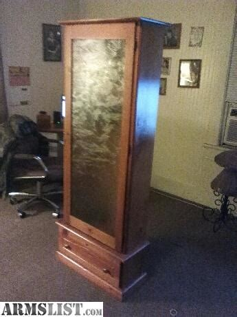 gun cabinets for sale cheap armslist for sale trade solid wood locking gun