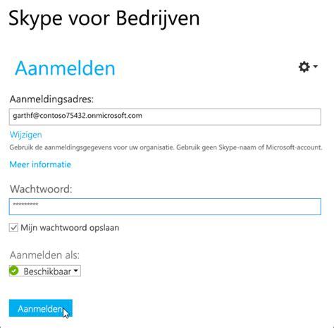 t駘馗harger skype bureau windows 8 inleiding tot skype voor bedrijven skype for business