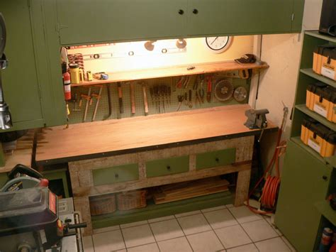 Garage Journal Board by Work Benches From Scratch The Garage Journal Board Work
