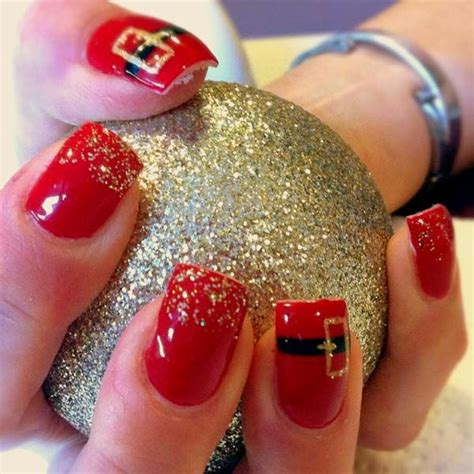 20amazing christmasfor nail 20 unique nail ideas and designs for new year s
