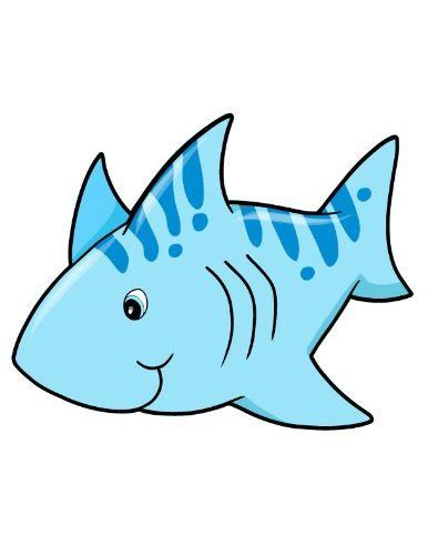 baby shark cartoon fins clipart baby shark pencil and in color fins clipart