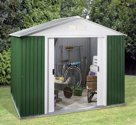 belton  metal shed