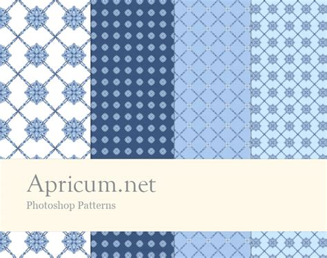 Blue Photoshop Patterns By Apricum On Deviantart | photoshop patterns blue white by apricum on deviantart