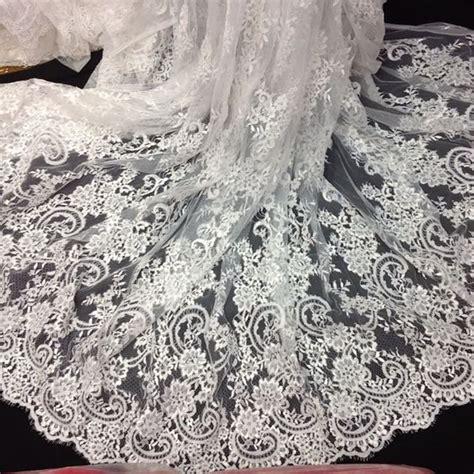 Handmade Lace Fabric - new eyelash dress fabric net fabric high