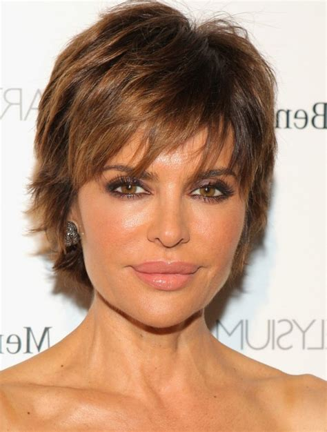 lisa rinna long layered hair best layered razor cut from lisa rinna hairstyles weekly