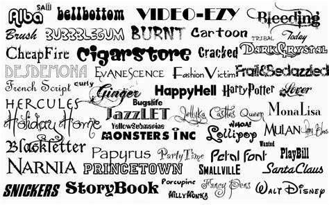 font keren kumpulan font keren pilihan untuk desain grafis dan