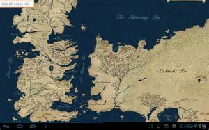 us map of thrones winter is coming so the westeros map from a