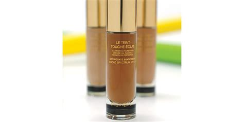 Ysl Expert Makeup Remover 30 Ml yves laurent touche eclat liquid foundation news