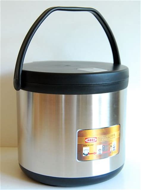 Magic Cooker 5 5 Liter ikeda thermos thermal cooker 5 5 l 5 8 quart stainless