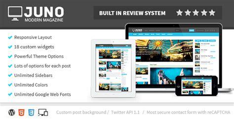 themeforest android themeforest juno v 2 1 responsive wordpress magazine