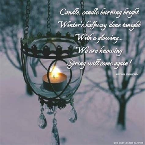 crones corner imbolc cool witchy things pinterest