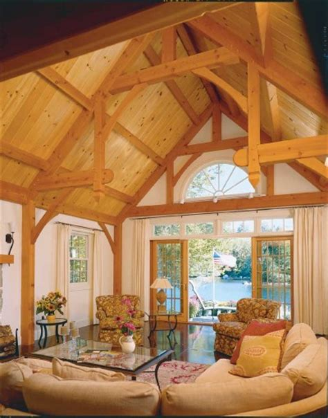 A Frame Ceiling Ideas by Beautiful Rooms June 2010