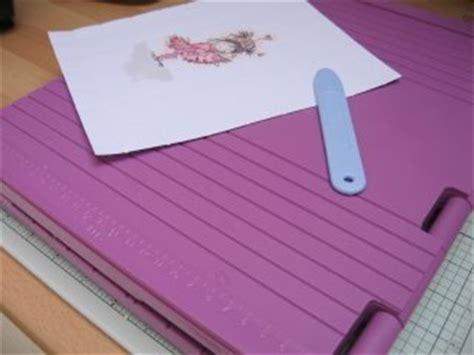 scoring board for card faux tile effect