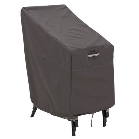 Patio Armor Adirondack Large Chair Cover Patio Armor Taupe Polyester Large Patio Chair