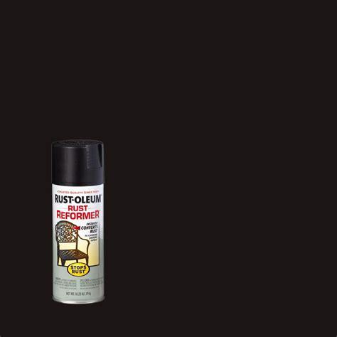 Kitchen Faucets Black Rust Oleum Stops Rust 10 25 Oz Rust Reformer Spray 215215