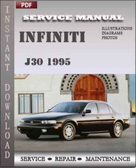 repair anti lock braking 1997 infiniti j parking system infiniti j30 1995 service repair manual instant download