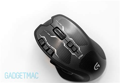 Mouse Logitech G700s Wireless Gaming Mouse Garansi 1 Tahun logitech g700s review gadgetmac