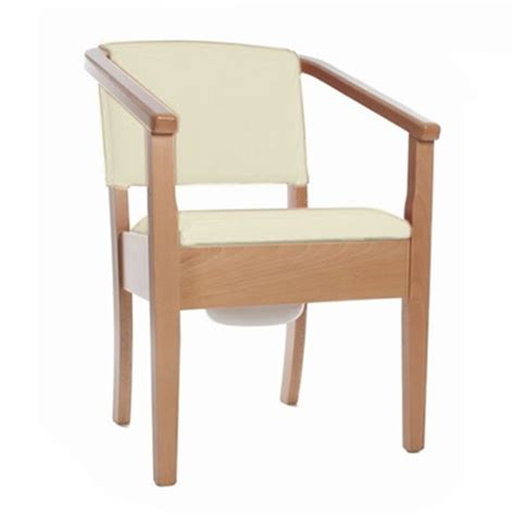 Commode Chair Uk by Padded Commode Chair Commode Chairs Complete Care Shop