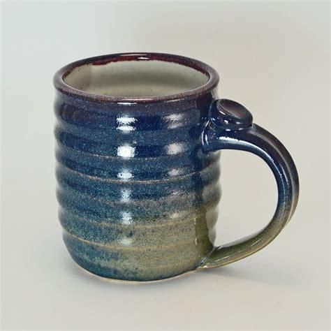 Handcrafted Pottery Coffee Mugs - handmade mug pottery mug ceramic mug stoneware mug