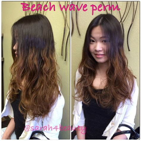 before and after big wave perm yelp make me beautiful wave perm before and after