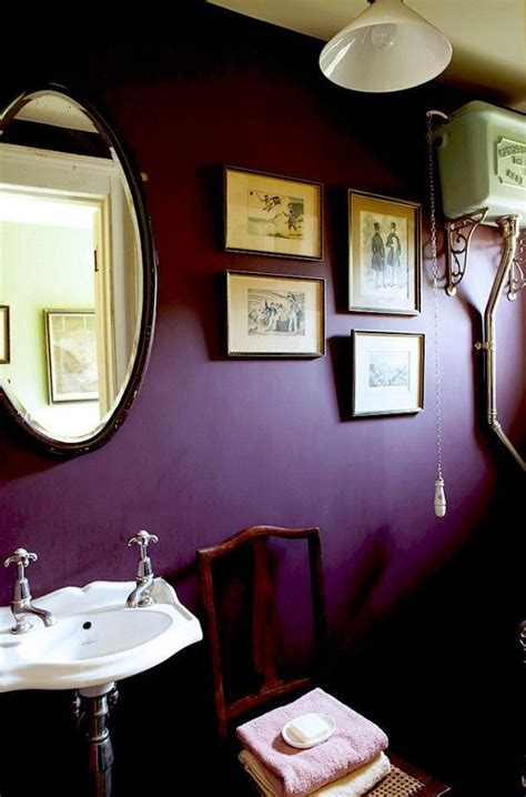 dark purple bathrooms best 25 dark purple bathroom ideas on pinterest purple