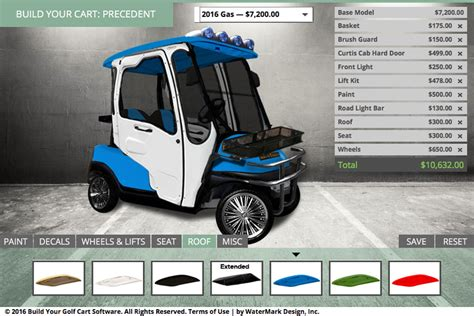 watermarkdesign author at build your golf cart software