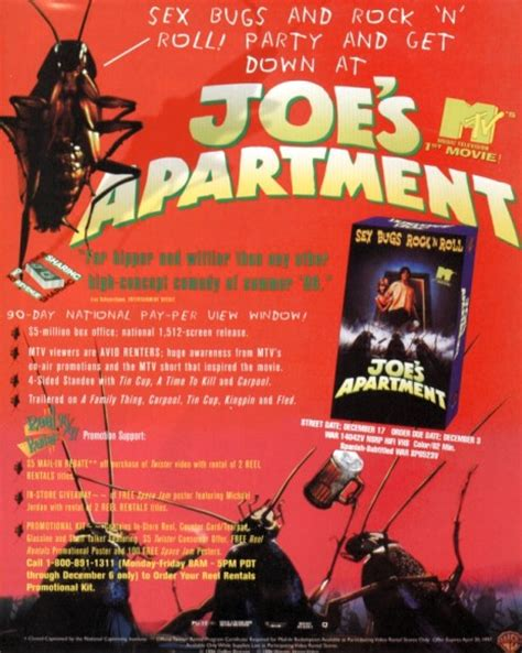 joes appartment joe s apartment 1996