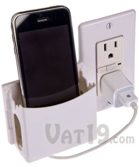 phone charger organizer socket pocket organize your cell phone while charging