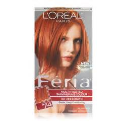 loreal hair color rank style l oreal feria haircolor