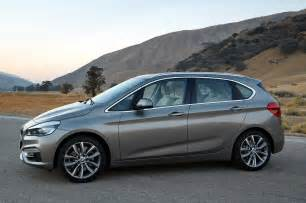 bmw 2 series tourer to be it s 2016 bmw 2 series active tourer side view photo 31