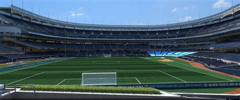section 235 yankee stadium fans guide to nycfc seating at yankee stadium nycfc nation