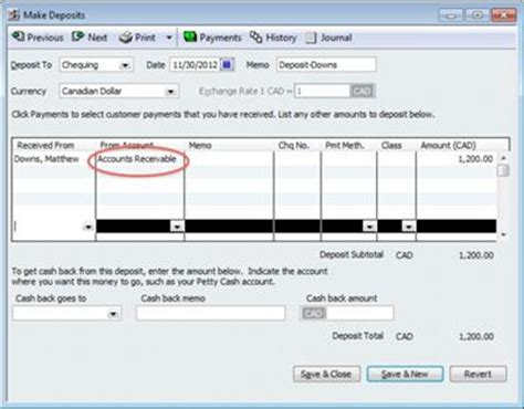 quickbooks tutorial receiving payments quickbooks receive payment